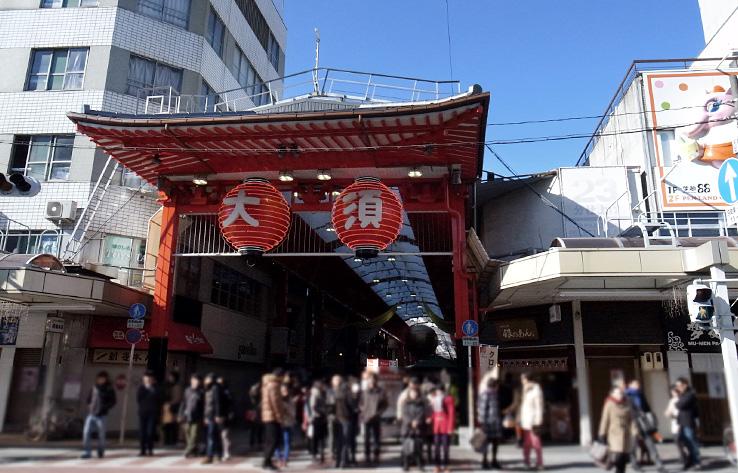名古屋・大須商店街